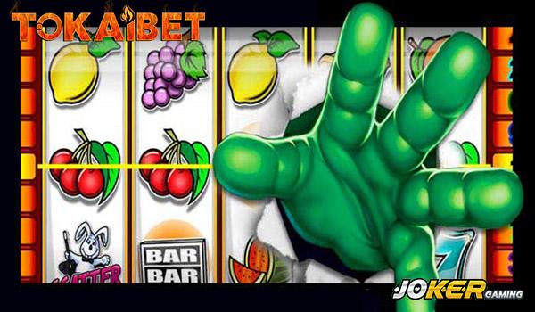 SLOT GAME JOKER123 APK JUDI ONLINE SMARTPHONE