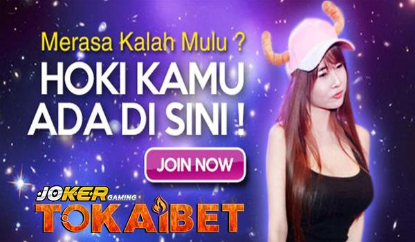 Daftar Akun Judi Slot Online Di Agen Joker123 Tokaibet