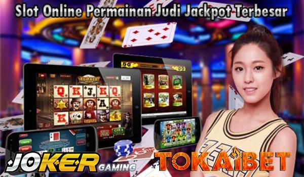 Link Pendaftaran Akun Judi Slot Joker Gaming Online