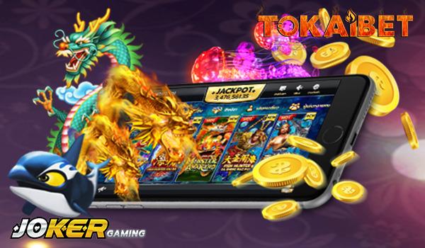 Bonus Terbesar Dari Agen Download Joker123 Slot Online