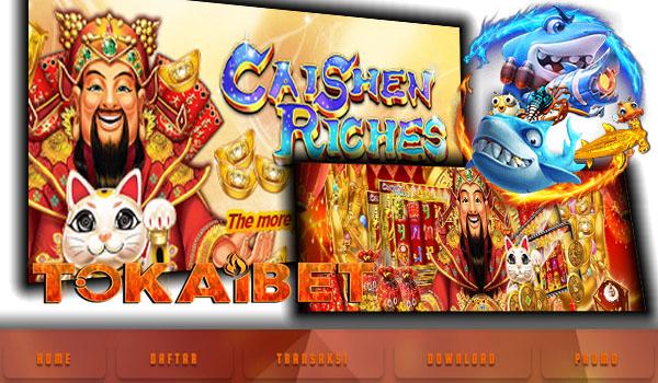 TOKAIBET Joker123 Situs Alternatif Akun Game Slot Online