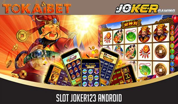 Server Game Slot Joker123 Mobile Gaming Online